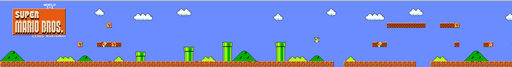 Super Mario sample level, part 1