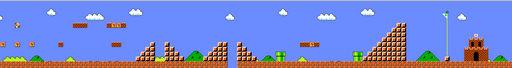 Super Mario sample level, part 2