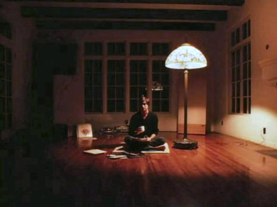 Steve Jobs' Living Room, 1982. Photo credit: Diana Walker