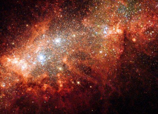 Hubble NGC-1659