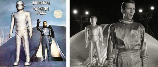 Ringo Album Comparison