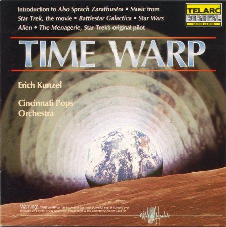 CD Time Warp