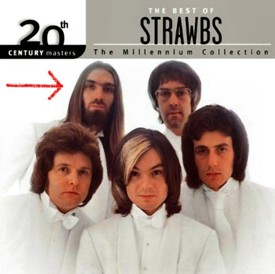 Strawbs CD