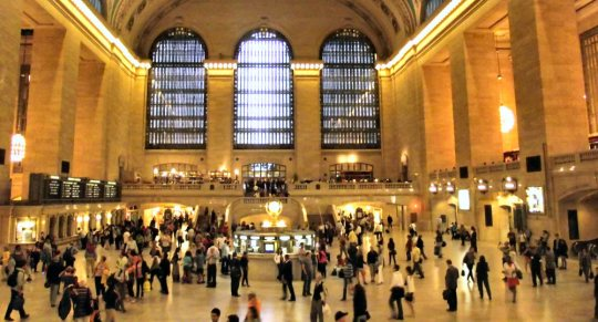 Grand Central Crowds-1000