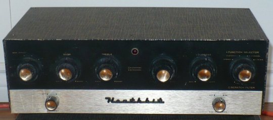 Heathkit Amplifier