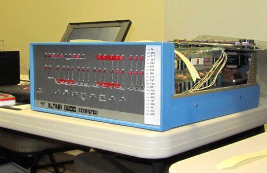 WoC Altair 8800