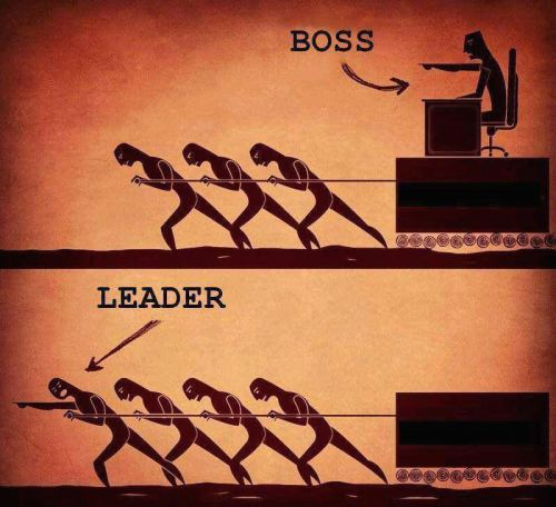 Boss vs Leader v2
