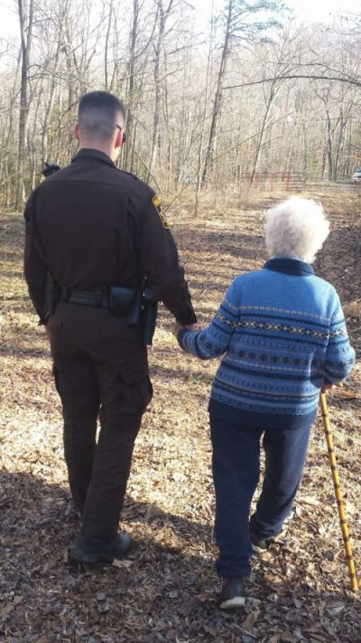 Police And Dementia