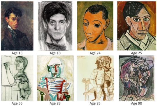 Picasso Self-Portraits-800