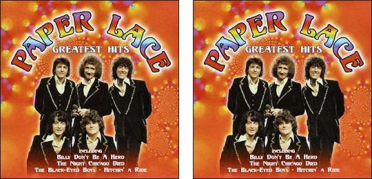 Paper Lace AC-2