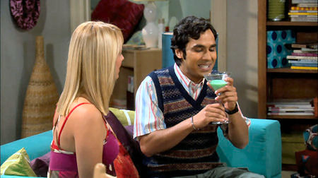 Raj With Drink