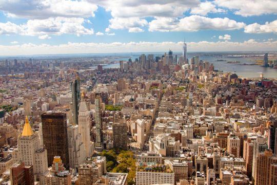 Manhattan Slyline